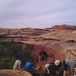 2012 Field Trip in Canyonlands